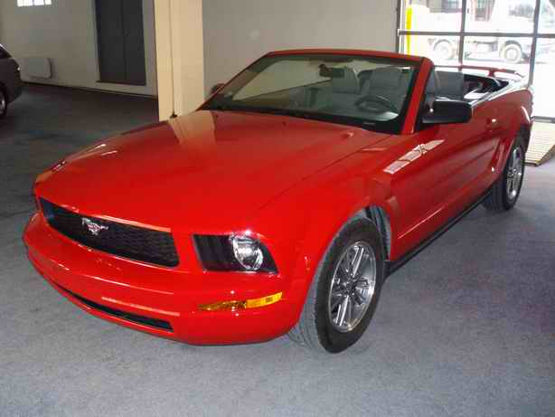 Ford Mustang 4.0 L Cabrio
